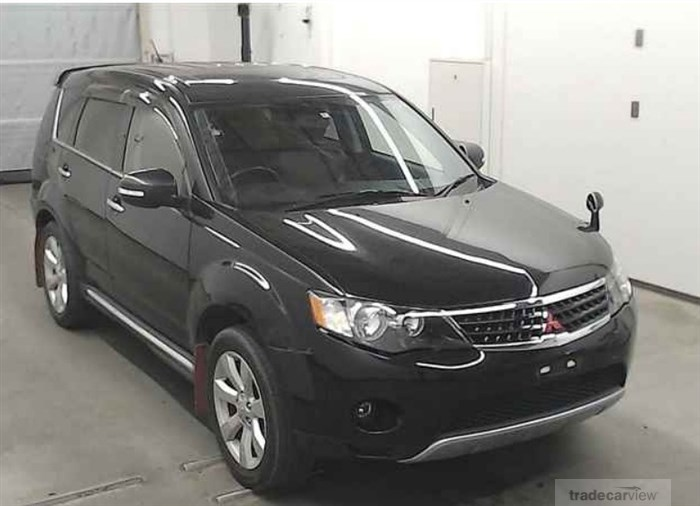 2012 Mitsubishi Outlander CW5W Excellent Condition